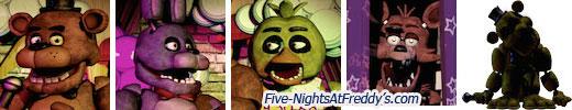 Fnaf Night 3