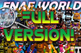 FNaF World Free Full Version