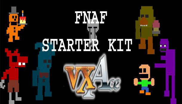 Fnaf Mini Game Starter Kit Vx Ace