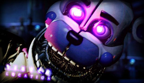 Fnaf Sister location FAN MADE Releases
