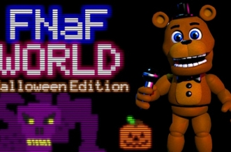 Fnaf World Halloween Edition (Fan-Game)