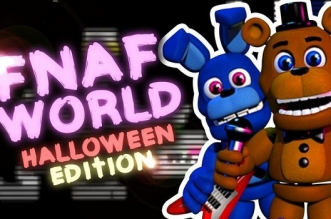 FNaF World in Jojo's Circus (Halloween Edition)