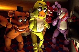 Another Crappy Five Nights at Freddy's RPG