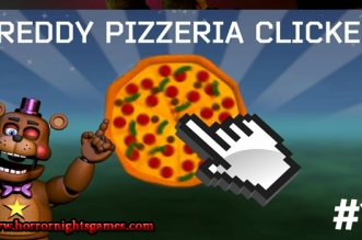 Freddy Pizzeria Clicker
