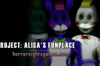 Project: Alisas Funplace Fnaf