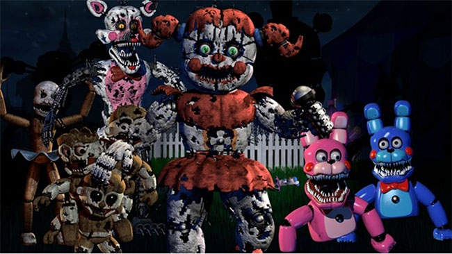 Baby's Nightmare Circus Free Download