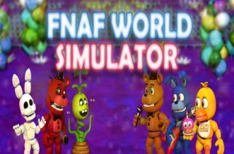Dơnload FNaF World Simulator
